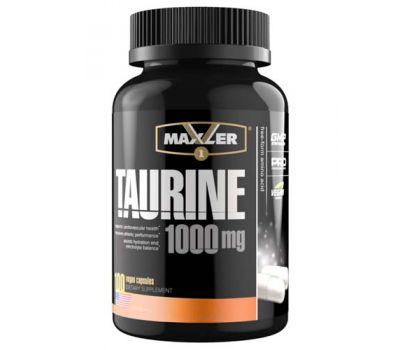 Maxler Taurine 1000mg 100 vegan caps