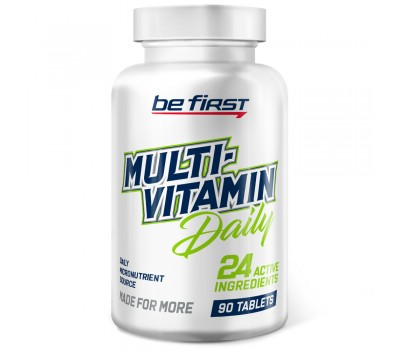 Be First Multivitamin Daily 90 tabs
