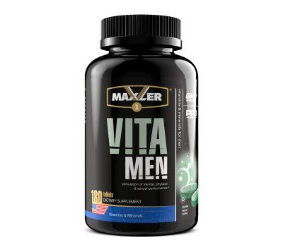 Maxler VitaMen 180 tabs