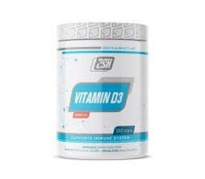 2SN Vitamin D3 5000IU 120 caps