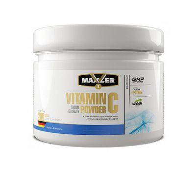 Maxler Vitamin C Sodium Ascorbate Powder (200 servings) 200 g