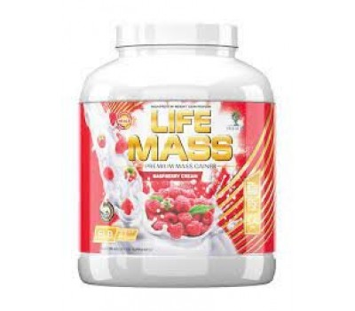 LIFE Mass 6lb Raspberry (Малина)