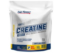 Be First Creatine powder 500g (bag)