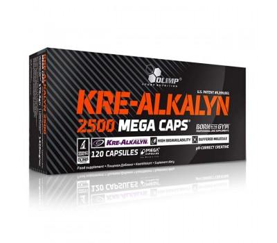 OLIMP Kre-Alkalyn 2500 Mega Caps 120