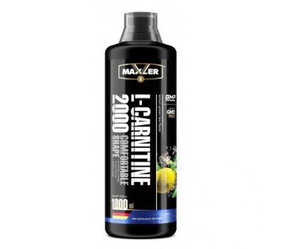 Maxler L-Carnitine 1000 ml (Lemon-Green Tea)