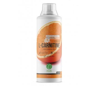 Nature Foods L-carnitine 1000ml (Апельсин)