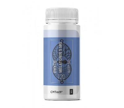 CM Tech Melatonin 5 mg 120 капсул