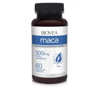 Biovea MACA 500mg 60 caps