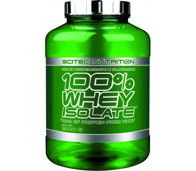 Scitec Nutrition Whey Isolate 2000 g (Coconut)