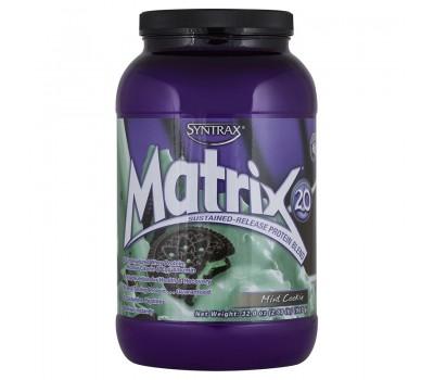 Syntrax Matrix 2.0 907g (Mint Cookie)