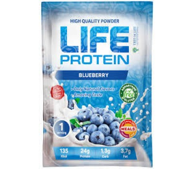 LIFE Protein Wild blueberry 30g (Голубика)