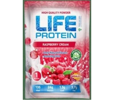 LIFE Protein Raspberry Cream 30g  (Малиновый крем)