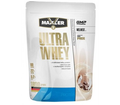 Maxler Ultra Whey 900g (Latte Macchiato)