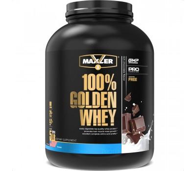 Maxler Golden Whey 5 lb (Chocolate)