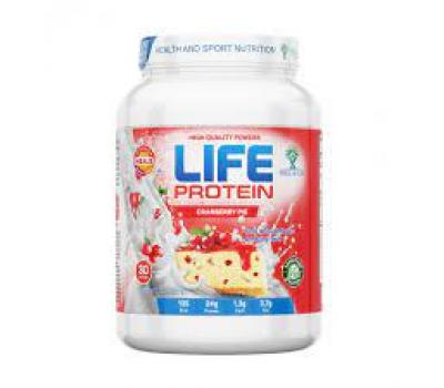 LIFE Protein Cranberry pie 2lb (Брусничный пирог)