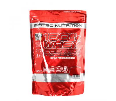 Scitec Nutrition Whey Protein Prof. 500g (Клубника-шоколад)