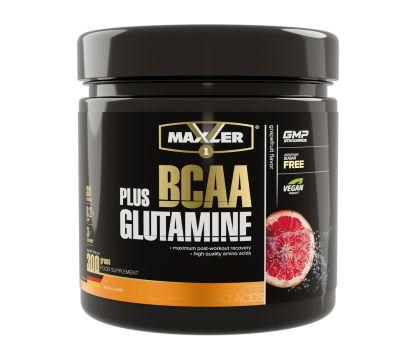 Maxler BCAA + Glutamine 300g (Грейпфрут)