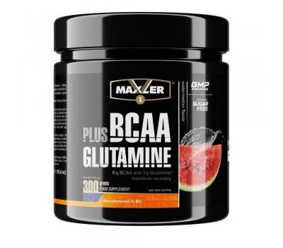 Maxler BCAA + Glutamine 300g (Арбуз)