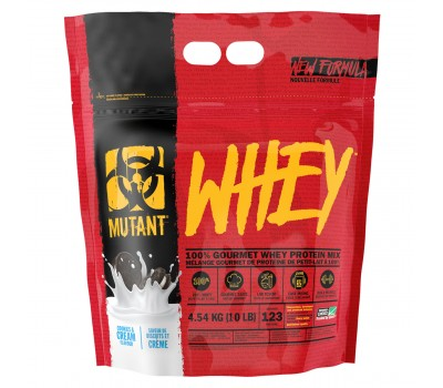 Mutant Whey 10lb (Cookies and Cream)