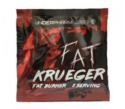 Пробник UNDERPHARM labs Fat Krueger (2 serv)