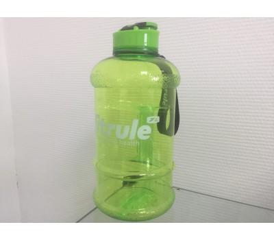 Бутыль FitRule крышка щелчок 1.3L (Зеленый)