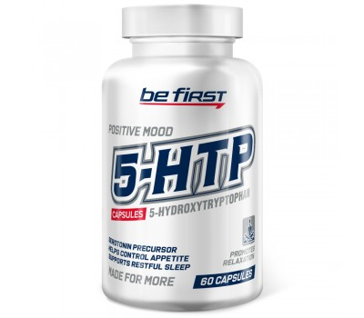 Be First 5-HTP Capsules 60 caps