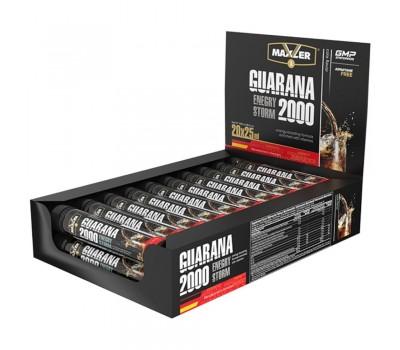Maxler Guarana 2000 1amp 25ml (Вишня)