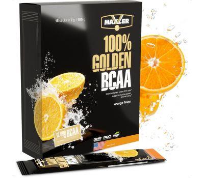 Maxler 100% Golden BCAA 7 g (Orange)