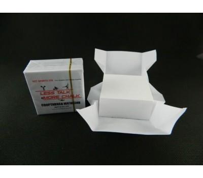 Магнезия NZT квадрат 60g (мятая упаковка)