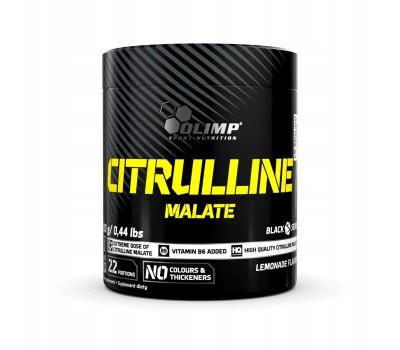 Olimp Citrulline malate 200g (lemonade)