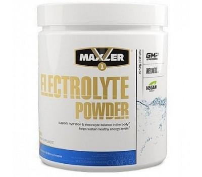 Maxler Electrolyte Powder 204g can (Natural)