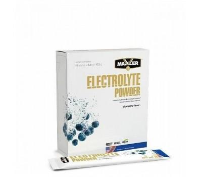 Maxler Electrolyte Powder 15x6,8 g box (Blueberry)