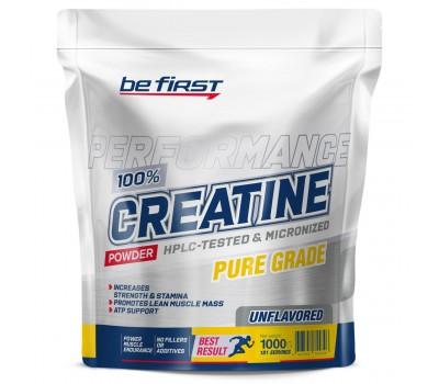 Be First Creatine powder 1000g (bag)