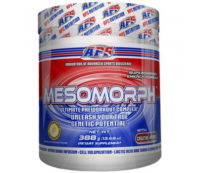 APS Nutrition Mesomorph V4 388g (Ананас)