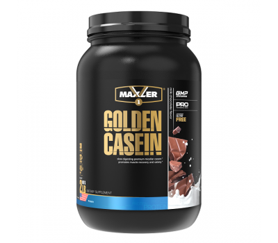 Maxler Golden Casein 2lb (Milk chocolate)