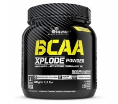 Olimp BCAA Xplode powder 500g (Кола)