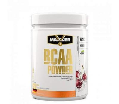 Maxler BCAA Powder 2:1:1 Sugar Free 420g (Sour Cherry)