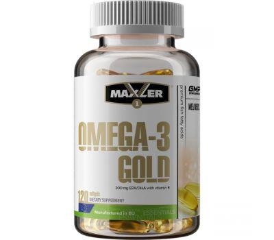 Maxler Omega-3 Gold 120 caps