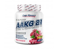 Be First AAKG powder 200g (Малина)