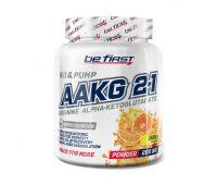 Be First AAKG powder 200g (Апельсин)