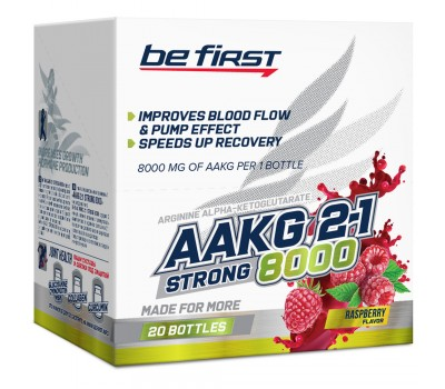 Be First AAKG 8000 STRONG (1 amp Малина)