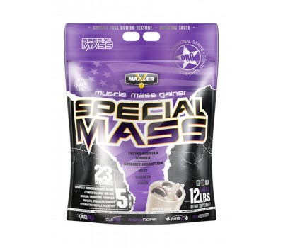 Maxler Special Mass Gainer 12lb (Cookies and Cream)