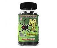 Cloma Black Spider 100 caps