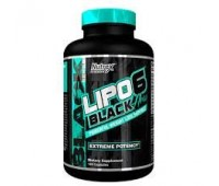 Nutrex Lipo-6 Black HERS Ultra Concentrate 120 caps