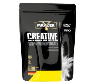 Maxler Creatine 500g (bag)