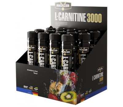 Maxler L-Carnitine 3000 mg (1 amp Клубника-Киви)
