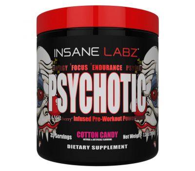 Insane Labz Psychotic 35serv 200g (Cotton Candy)
