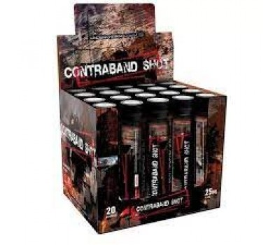 Underpharm Labs- Contraband Shot 1 amp
