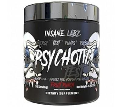 Insane Labz Psychotic Test 30 serv 275g (Fruit punch)