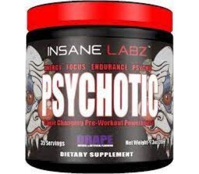 Insane Labz Psychotic 35serv 200g (Grape)